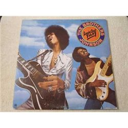 The Brothers Johnson - Look Out For Number 1 LP Vinyl Record For Sale