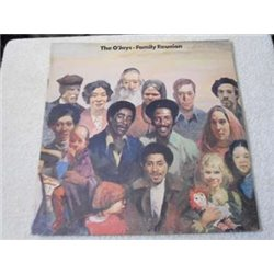 The O'Jays - Family Reunion LP Vinyl Record For Sale