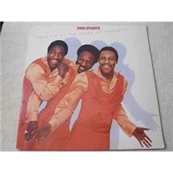 The O'Jays - Travelin' At The Speed Of Thought LP Vinyl Record For Sale