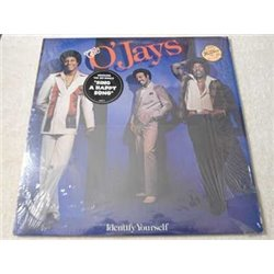 The O'Jays - Identify Yourself LP Vinyl Record For Sale