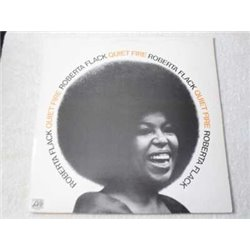 Roberta Flack - Quiet Fire LP Vinyl Record For Sale