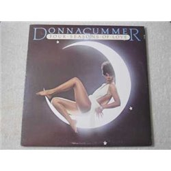 Donna Summer - Four Seasons Of Love LP Vinyl Record For Sale