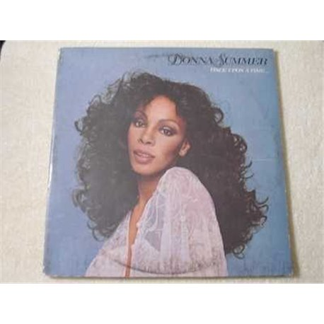 Donna Summer - Once Upon A Time 2xLP Vinyl Record For Sale