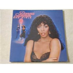 Donna Summer - Bad Girls LP Vinyl Record For Sale