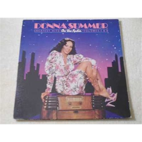 Donna Summer - Greatest Hits LP Vinyl Record For Sale