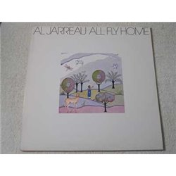 Al Jarreau - All Fly Home LP Vinyl Record For Sale