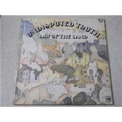 The Undisputed Truth - Law Of The Land LP Vinyl Record For Sale