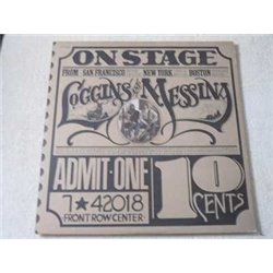 Loggins And Messina - On Stage LP Vinyl Record For Sale