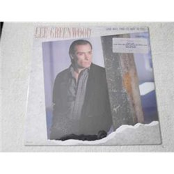 Lee Greenwood - Love Will Find Its Way To You LP Vinyl Record For Sale