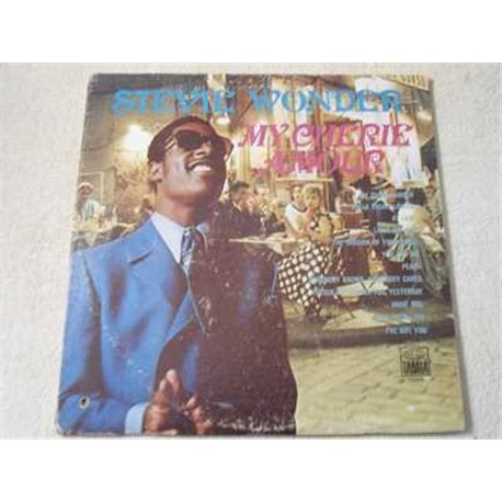 Stevie Wonder - My Cherie Amour LP Vinyl Record For Sale