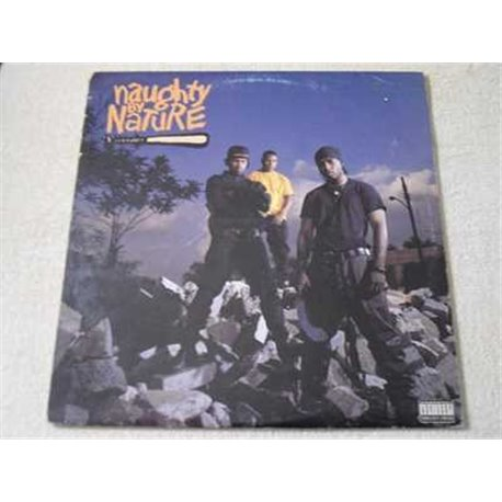Naughty By Nature - Self Titled LP Vinyl Record For Sale