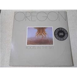 Oregon - Roots In The Sky PROMO LP Vinyl Record For Sale