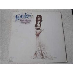 Loretta Lynn - Coal Miner's Daughter LP Vinyl Record For Sale