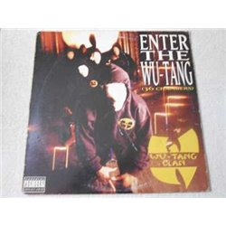 Wu-Tang Clan - Enter The Wu-Tang LP Vinyl Record For Sale