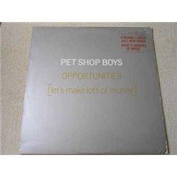 Pet Shop Boys - Opportunities LP Vinyl Record For Sale