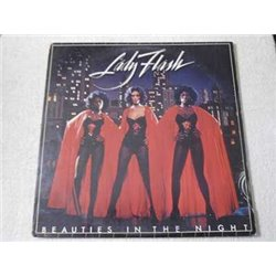 Lady Flash - Beauties In The Night LP Vinyl Record For Sale
