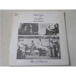 King Curtis & Champion Jack Dupree - Blues At Montreux LP Vinyl Record For Sale