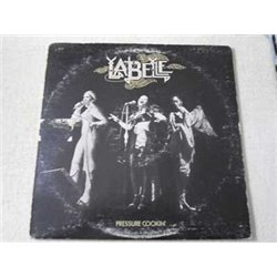 LaBelle - Pressure Cookin' LP Vinyl Record For Sale