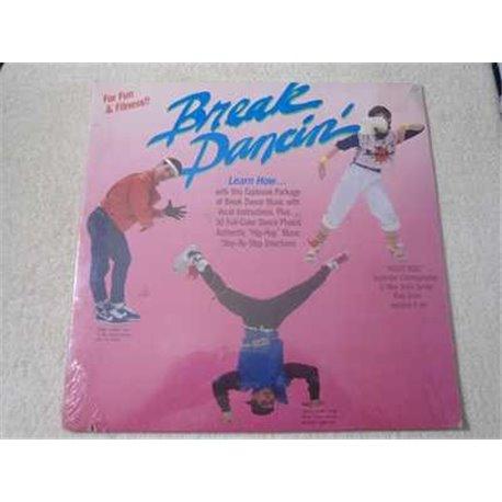 Break Dancin' - Learn How LP Vinyl Record For Sale