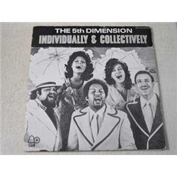 The 5th Dimension - Individually & Collectively LP Vinyl Record For Sale