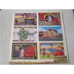 The Beach Boys - L.A. Light Album PROMO LP Vinyl Record For Sale