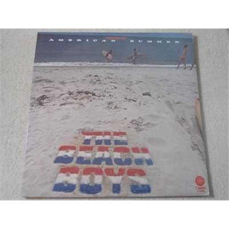 The Beach Boys - American Summer LP Vinyl Record For Sale