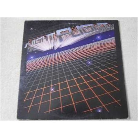 Night Flight - Hit Songs From 1981 LP Vinyl Record For Sale