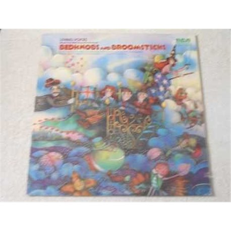 Walt Disney - Bedknobs And Broomsticks LP Vinyl Record For Sale