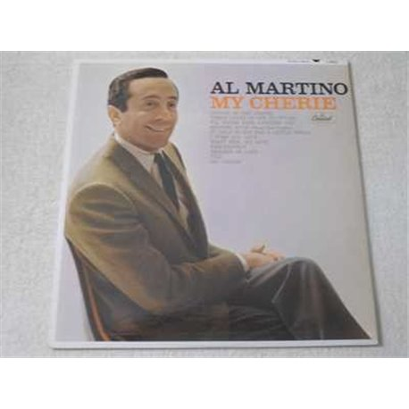 Al Martino - My Cherie LP Vinyl Record For Sale