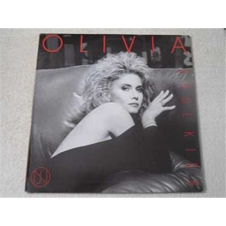 Olivia Newton John - Soul Kiss LP Vinyl Record For Sale