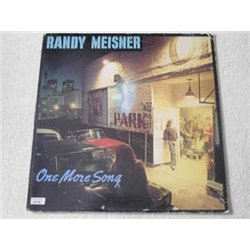Randy Meisner - One More Song LP Vinyl Record For Sale