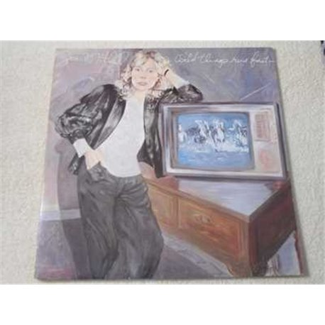 Joni Mitchell - Wild Things Run Fast LP Vinyl Record For Sale