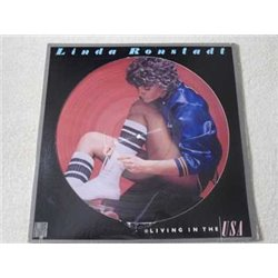 Linda Ronstadt - Living In The USA Picture Disk LP Vinyl Record For Sale