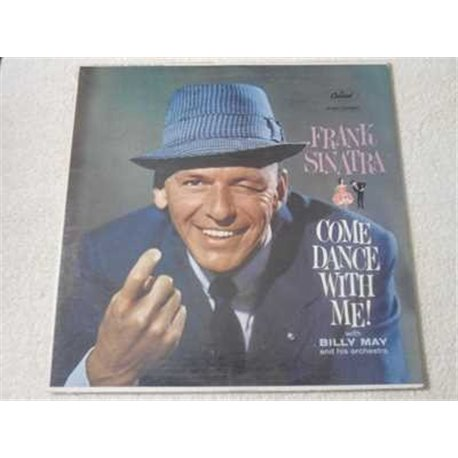 Frank Sinatra - Come Dance With Me LP Vinyl Record For Sale