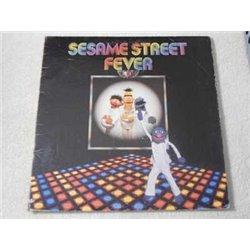 Sesame Street Fever LP Vinyl Record For Sale