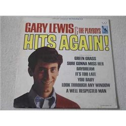Gary Lewis And The Playboy - Hits Again! LP Vinyl Record For Sale