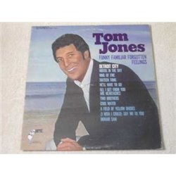 Tom Jones - Funny Familiar Forgotten Feelings LP Vinyl Record For Sale