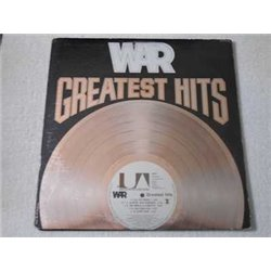 War - Greatest Hits LP Vinyl Record For Sale