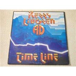 Kerry Livgren - Time Line LP Vinyl Record For Sale