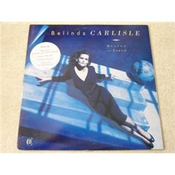 Belinda Carlisle - Heaven On Earth LP Vinyl Record For Sale