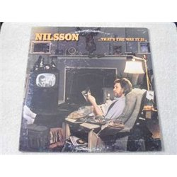 Nilsson - That's The Way It Is LP Vinyl Record For Sale