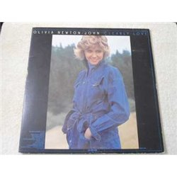 Olivia Newton John - Clearly Love LP Vinyl Record For Sale