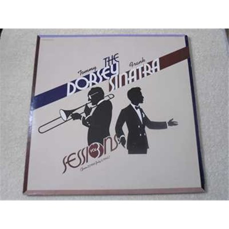 The Tommy Dorsey / Frank Sinatra Sessions Vol 3. 2xLP Vinyl Record For Sale