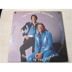 The Righteous Brothers - Give It To The People LP Vinyl Record For Sale
