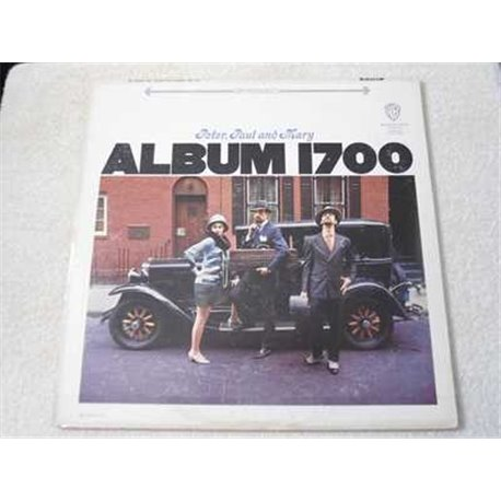 Peter Paul And Mary - Album 1700 LP Vinyl Record For Sale
