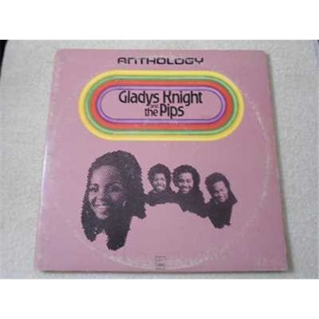 Gladys Knight & The Pips - Anthology LP Vinyl Record For Sale