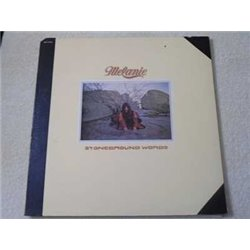 Melanie - Stoneground Words LP Vinyl Record For Sale