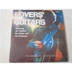 Al Caiola - Lovers' Guitars LP Vinyl Record For Sale