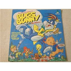Bugs Bunny - With Mel Blanc LP Vinyl Record For Sale