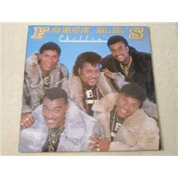 Force MD's - Chillin' PROMO LP Vinyl Record For Sale